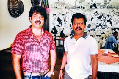 """Must watch """"Yellow"""" Best Luck Upendra... with Aanand Kale."""